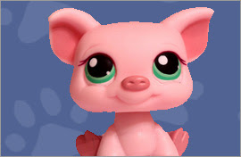 LPS Pig Figures