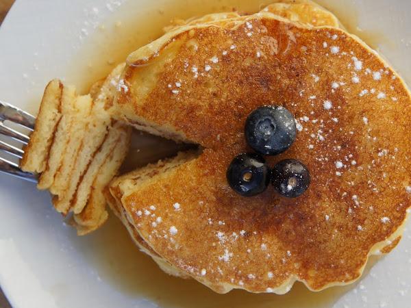 Rezept für die besten glutenfreien Pancakes