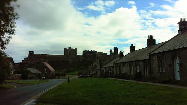 Visitare Bamburgh Castle