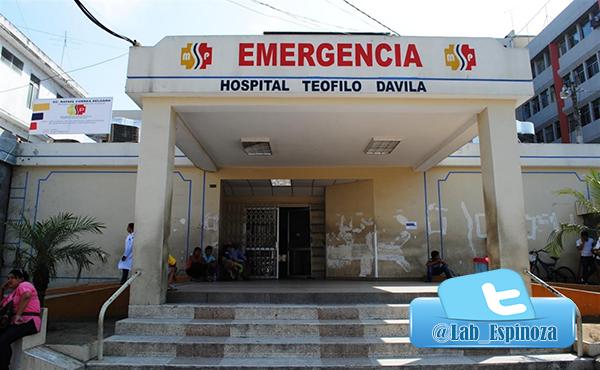 HOSPITAL TEOFILO DAVILA de Machala