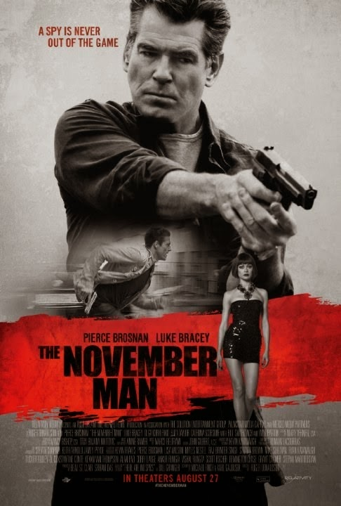 The November Man 2014 - Full (HD)