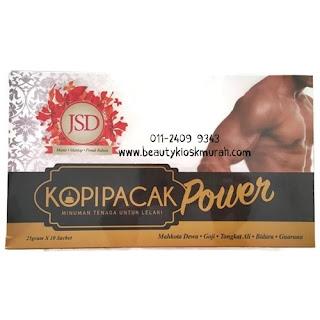 Kopi Pacak Power JSD