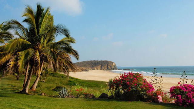 Las Alamandas Is Mexico's Ultimate Romantic Beach Hideaway!