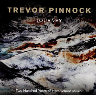 Trevor Pinnock - Journey - Linn Records