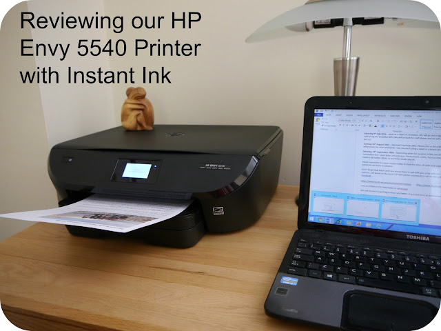 Mummy From The Heart Hp Envy 5540 Printer Easy As 123