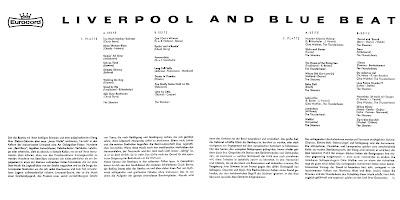 The Shouters &The Thunderbeats(aka Rollicks) - Liverpool & The Blue Beat (1966)