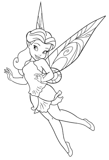 Rosetta Lineart Used Corel Paint Shop Pro Image Was Taken From  Disney Fairies Activity Book Just Converted It To Vector Lines If You  Color
