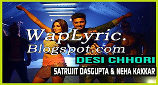 Desi Chhori song Lyrics