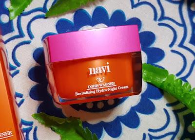 NAVI by Doris Wagner Revitalising Hydro-Night Cream