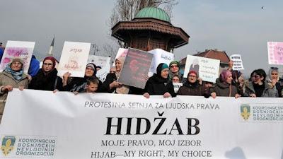 hijab bosnia