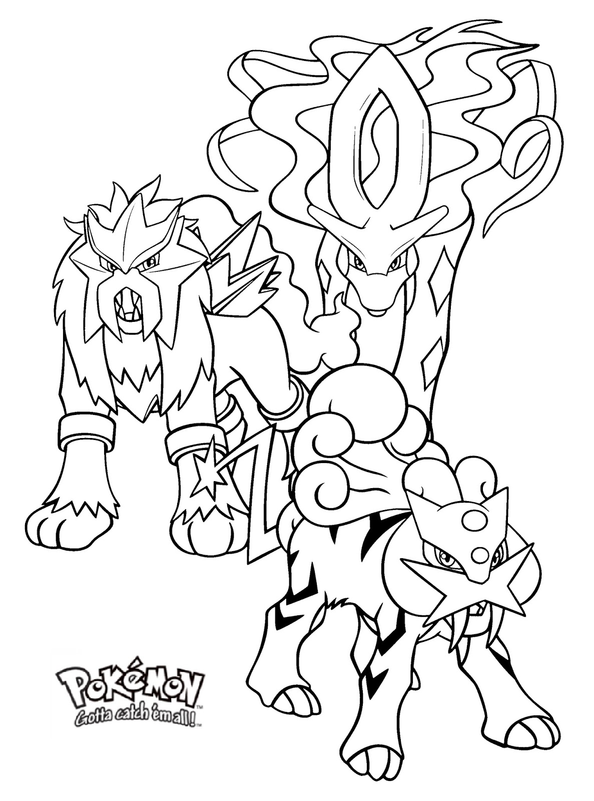 Best all legendary pokemon coloring pages drawing for Full size pokemon coloring pages