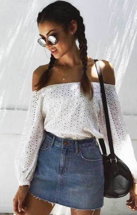 35 Stunning Summer Outfit Ideas For The Year 2018