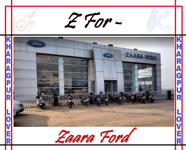 Zaara Ford, OT Road Inda, Kharagpur