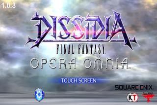 Dissidia Final Fantasy Opera Omnia v1.0.3 APK MOD Terbaru 2017