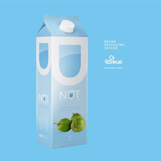 desain produk untuk susu kemasan