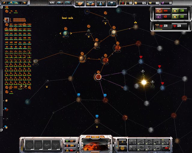 Middle Game Screenshot | Sins of a Solar Empire: Rebellion