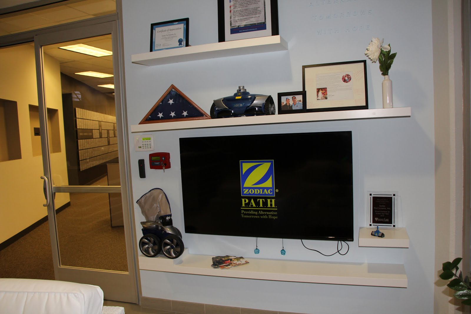 Pool Tips Troubleshooting Reviews Zodiac Pool Systems A Behind The Scenes Headquarters Tour
