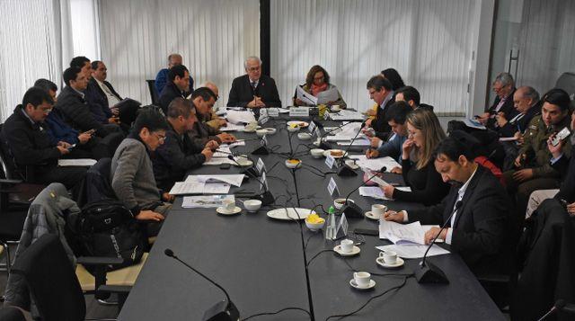 CORE analiza Acuerdo Social Regional Los Lagos
