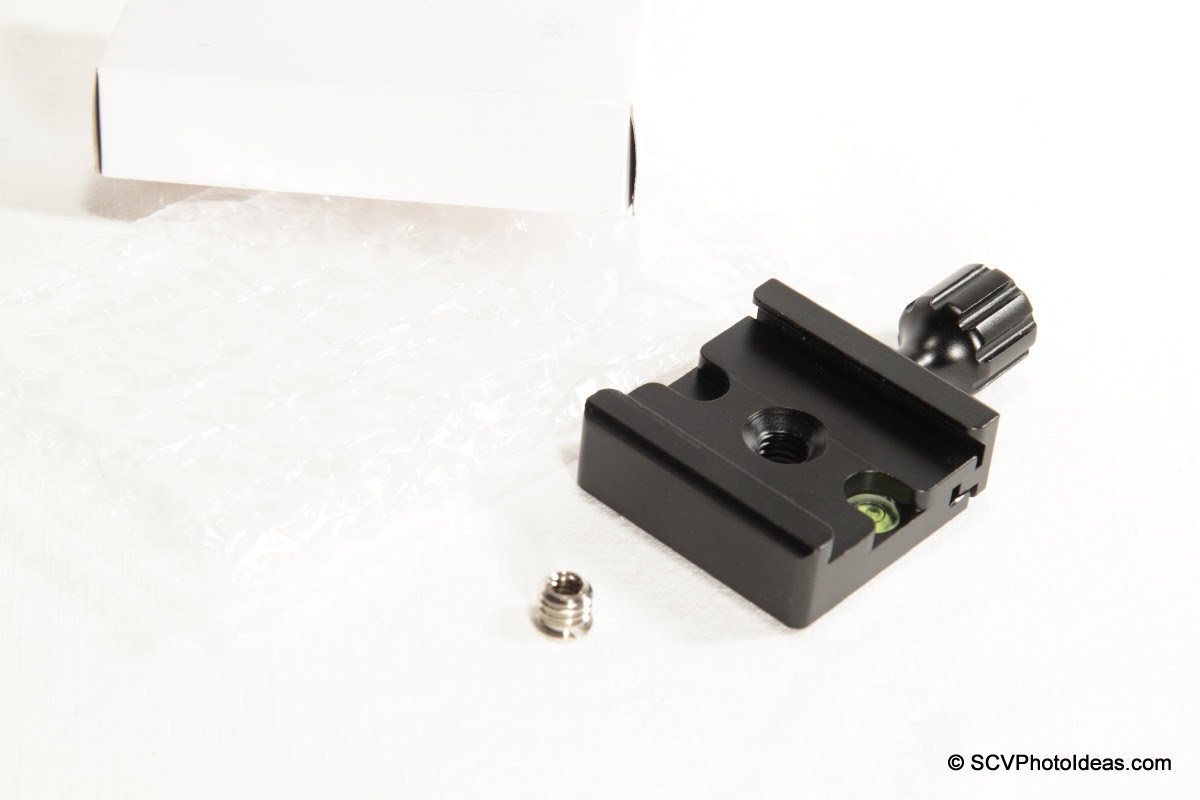 Desmond DAC-01 QR Clamp w/ box & bushing