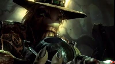 Game petualangan terbaru grapich  keren Oddworld Strangers Wrath