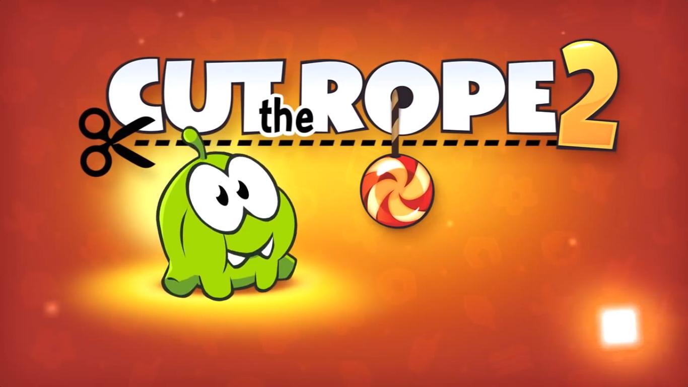Lan 231 Amento Cut The Rope 2 Para Android