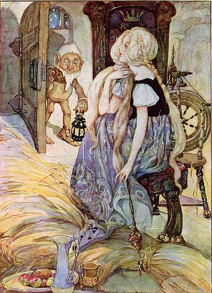 قصص اطفال قبل النوم  |  قصة الجميلة (ريم) والوحش