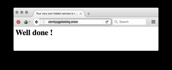 Docker TOR Hidden Service - Easily Setup A Hidden Service