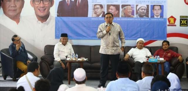 Fadli Zon Minta Maaf ke Mbah Moen karena Dampak Puisi 'Doa yang Ditukar', Bukan Karena Merasa Bersalah