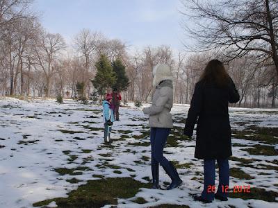 Parcul Romanescu de Craciun