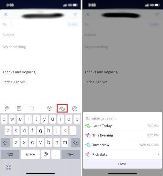 كيفية جدولة رسائل البريد الإلكتروني على Gmail مجاناً