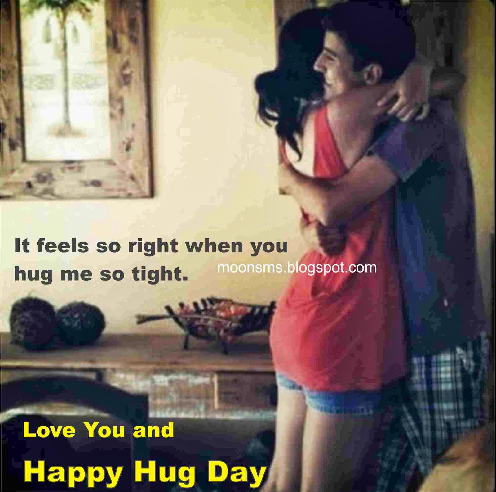 How to hug a girl your dating