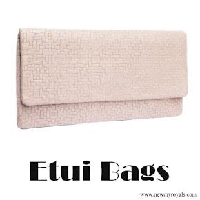 Kate Middleton carried ETUI Clutch Bag