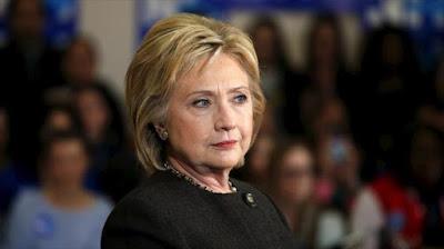 La candidata demócrata a las presidenciales de EE.UU., Hillary Clinton.