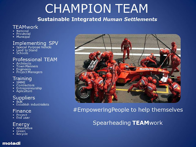 Champion TEAM - moladi