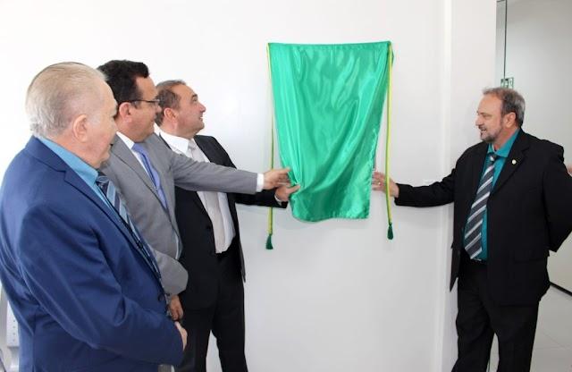'O Judiciário é a garantia dos direitos da sociedade', diz Juiz João de Castro em inauguração de novo Fórum de Elesbão Veloso