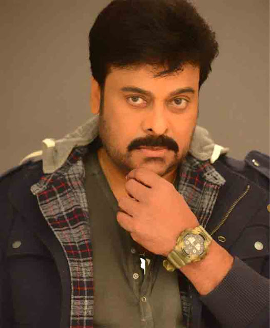 Chiranjeevi Signs Next Three Movies