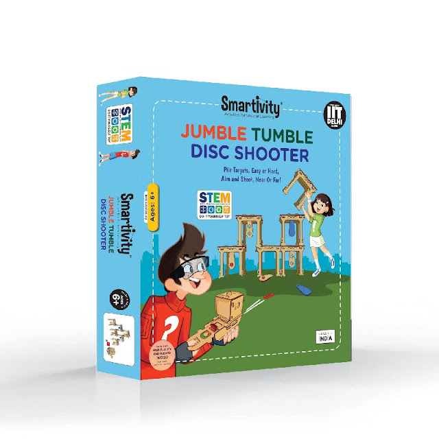 SMARTIVITY LAUNCHES 2 NEW STEM TOYS FOR TOMORROW'S MAKERS