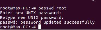 Cara Mengganti Password Root Ubuntu Setelah Install Ulang