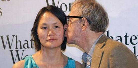 Pernikahan Ayah dan Anak Woody Allen - Soon Yi Previn