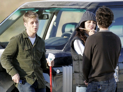 4 aces filming location set the o.c. behind the scenes benjamin mckenzie adam brody