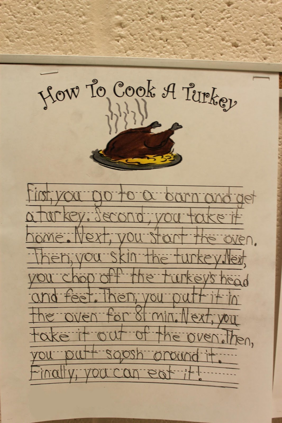 how to cook a turkey fast