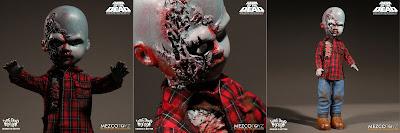 The Living Dead Dolls - Dawn of the Dead - Plaid Shirt