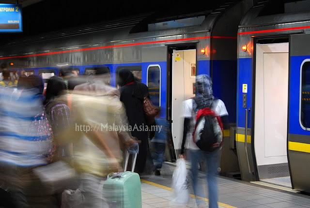 Photo of ETS Train