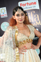 Apoorva in Cream Deep Neck Choli Ghagra WOW at IIFA Utsavam Awards 2017  (Telugu and Kannada) Day 2  Exclusive 06.JPG
