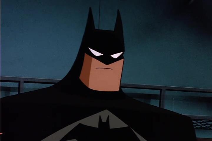 Batman cavaliere della notte the new batman adventures ancora