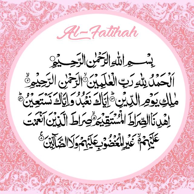 6 Rahsia Di Sebalik Surah Al-Fatihah