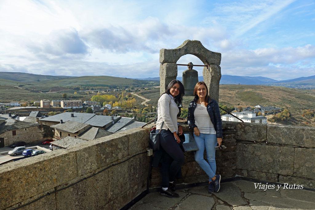 Castillo de los Condes de Benavente, Puebla de Sanabria