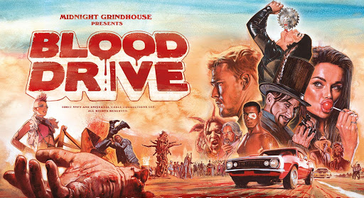 Blood Drive Season 1 Ep06