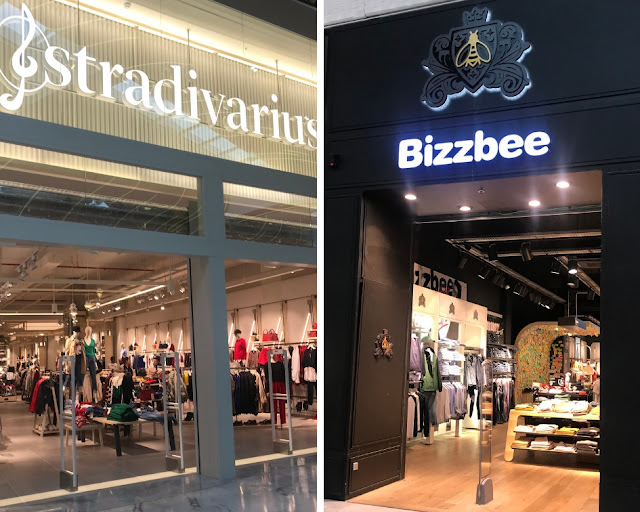 Quelles boutiques modes ?