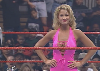 WWE / WWF In Your House 20: No Way Out of Texas - Sunny was the guest ring announcer